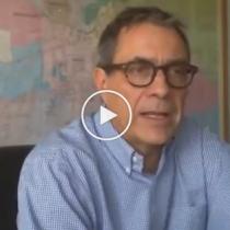 """Tomás Izquierdo: """"En esta crisis mundial Chile ha tenido un regalo con el alto precio del cobre que compensa la incertidumbre de redactar una nueva Constitución"""""""
