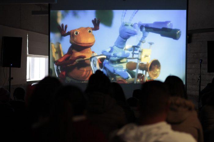 Foros sobre TV, infancia y cine en Ojo de Pescado