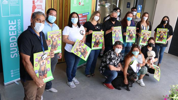 Quilicura inauguró el primer Centro Veterinario de Atención Primaria y Rescate de Fauna Silvestre