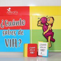 ¿Cuánto sabes de VIH?: el  juego infantil que busca enseñar a niñas y niños sobre la enfermedad