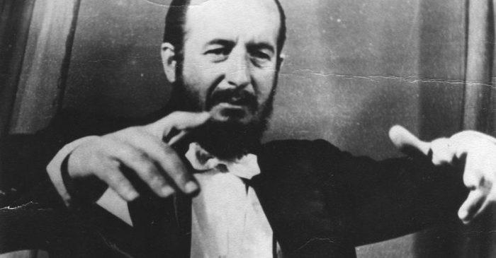 """Lo+escuchado   Cita de libros: """"Batuta rebelde"""", la historia del director de orquesta fusilado por la Caravana de la Muerte"""