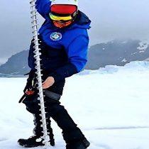 Dictanel único programa en Chile en Ciencias Antárticas con mención en Glaciología