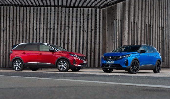 Los SUV de Peugeot se renuevan con los nuevos 3008 y 5008