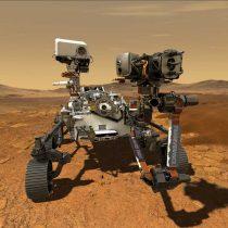 Un febrero marciano