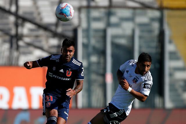 Colo Colo y la U empataron sin goles en el Monumental y siguen en la lucha por evitar el descenso