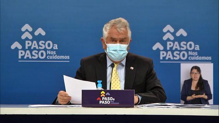 Covid-19 en Chile: 3.920 nuevos contagios y98 decesos en últimas 24 horas