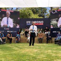 Presidente Piñera anuncia nuevos bonos para familias afectadas por la pandemia