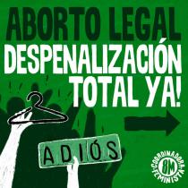La legalización del aborto en Chile: una lucha que no llegará con este gobierno
