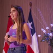 """Julieta Martínez, la joven más influyente en 2019: """"Estamos viviendo y luchando contra una crisis global, que de alguna forma nos saca de la pantalla y nos está haciendo protagonistas de nuestra propia serie de Netflix"""""""