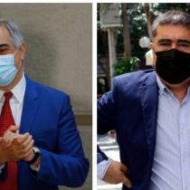 """RN al rojo vivo y cuchillo en mano: senador Chahuán congela militancia para presionar al Consejo General y Desbordes acusa """"operación"""" de poderes fácticos"""