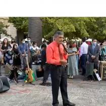 Culto evangélico reúne a al menos 100 personas en Plaza de Armas: predicadores se encontraban sin mascarilla