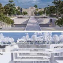 Consejo de Monumentos Nacionales debe evaluar polémico proyecto arquitectónico de Parque Forestal