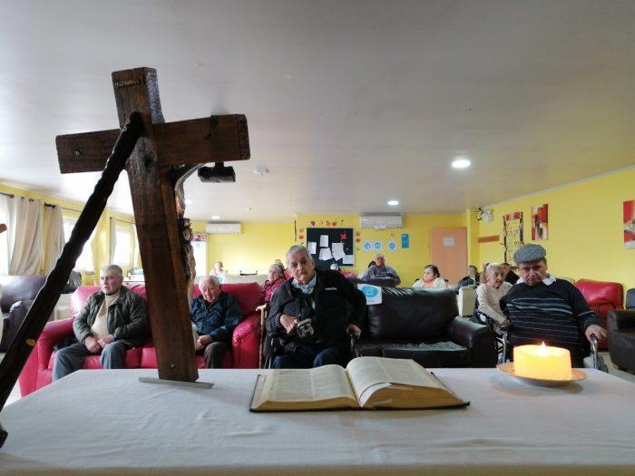 """Brote de COVID-19 en ELEAM de Curicó: """"En lo peor de la crisis, mi empeño era no sumarles más dolor"""""""