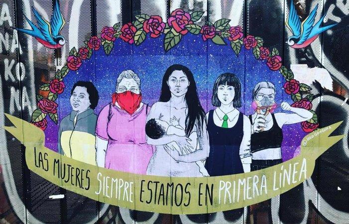 """Cita de libros: """"Escrituras feministas en la revuelta"""", un cruce de resistencias en tiempos estallados"""