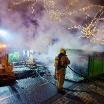 Al menos 184 detenidos en la tercera noche de disturbios en Países Bajos contra el toque de queda