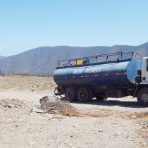 """Greenpeace advierte: Chile está a punto de entrar en """"extremo estrés hídrico"""""""