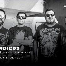 BBS Paranoicos en concierto en Matucana 100