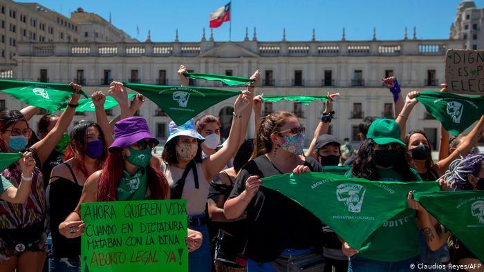 Congreso de Chile inició debate para despenalizar el aborto