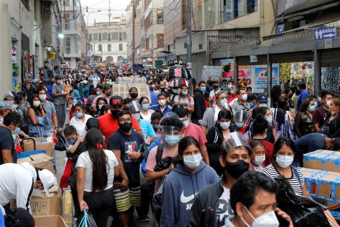 Lima encabeza el listado: Diez regiones de Perú a cuarentena debido a aumento extremo de contagios por Covid-19