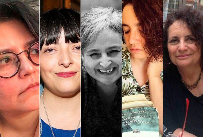 """""""El género como territorio"""": poetas chilenas protagonizan jornada de diálogos sobre territorio con perspectiva de género"""