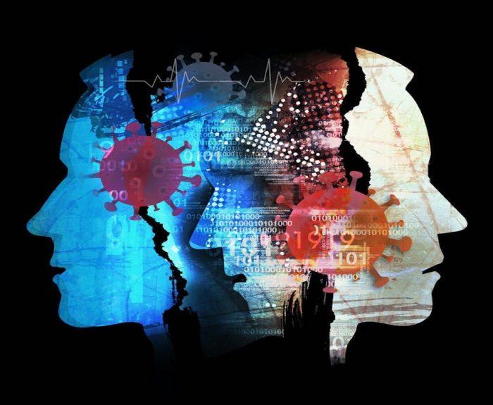 El exceso de información sobre la pandemia ya ha hecho mella en nuestra salud mental