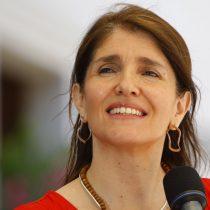 """Paula Narváez insiste en unidad de la centroizquierda: """"Necesitamos vocación de mayoría"""""""