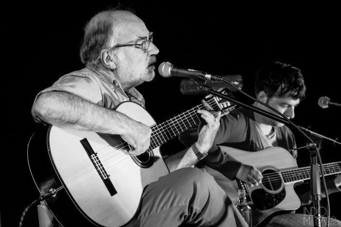 """Eduardo Gatti estrena junto a Nito Mestre, Pablo Milanés y varios artistas nacionales una renovada versión de """"Los Momentos"""""""