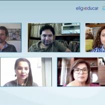 Finalistas del Global Teacher Prize Chile reciben reconocimiento para potenciar sus clases a distancia