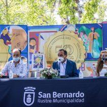 Lanzan novedosa versión 50° del Festival Nacional del Folklore de San Bernardo