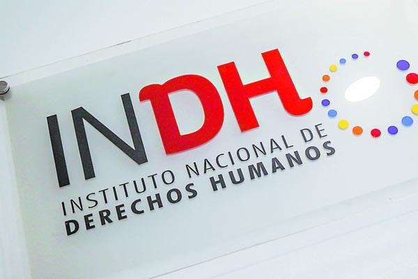 INDH negó que observador de DDHH detenido portando bombas molotov pertenezca a la organización