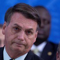 Bolsonaro enfrenta hoy una renovación del Parlamento clave para su futuro