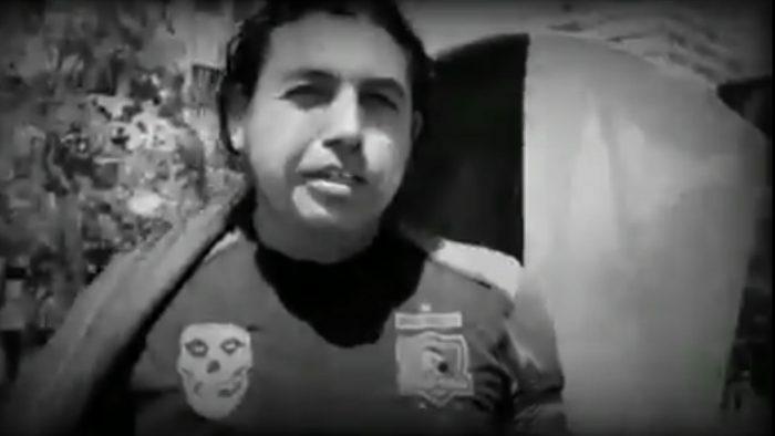 Se registraron manifestaciones a un año de la muerte de Jorge Mora, hincha de Colo Colo atropellado por Carabineros