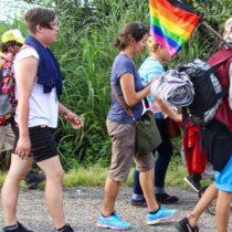 4 de cada 10 personas migrantes lgbtiq+ han salido de su país porque no se reconocen o se reprimen sus derechos a la identidad u orientación sexual