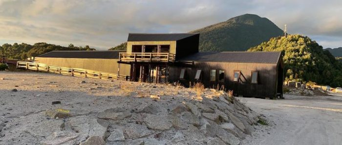 Museo de Sitio de Chaitén: el primer Museo de Sitio de un desastre natural en Chile