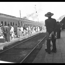 Ferrocarril: el gran monumento de Chile
