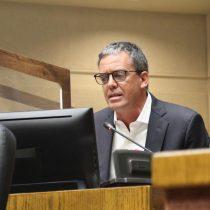 """Harboe se despide del Senado para competir como constituyente:  """"Llegó el momento de sentarnos a pensar y crear el nuevo Chile"""""""
