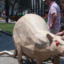 Festival 100 En 1 Día Santiago en Paseo Bulnes