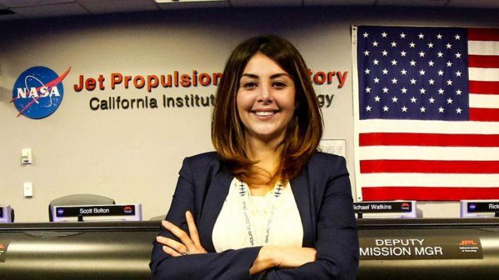 Perseverance llega a Marte: Diana Trujillo, la colombiana detrás de la misión espacial de la NASA que busca vida en el planeta rojo
