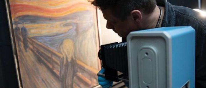 """""""El grito"""": qué dice el mensaje secreto que Edvard Munch dejó escrito en una de las obras más famosas de la historia del arte"""