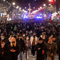 Segundo día de manifestaciones en España por encarcelamiento de rapero Pablo Hasél