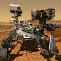 Cómo seguir en directo el aterrizaje del rover Perseverance en Marte