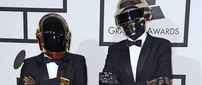 Daft Punk: funk, ordenadores y cascos brillantes