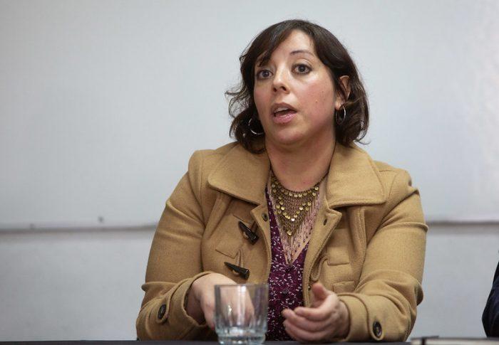 Beatriz Areyuna, decana de la Facultad de Pedagogía UAHC: