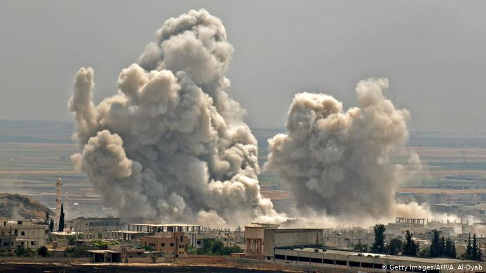 Bombardeo ordenado por Biden contra milicias proiraníes en Siria deja 22 muertos