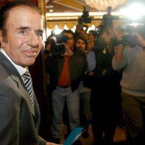 Municipio argentino se resta de duelo nacional por muerte de Carlos Menem: lo declaró