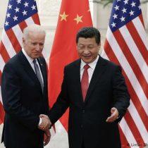 Joe Biden habló por primera vez por teléfono con su homólogo chino Xi Jinping