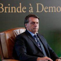 Bolsonaro en su estilo: un pueblo con armas evita que un gobernante sea
