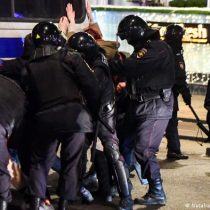 Más de 1.000 detenidos en Rusia en protestas pro Navalny, según ONG