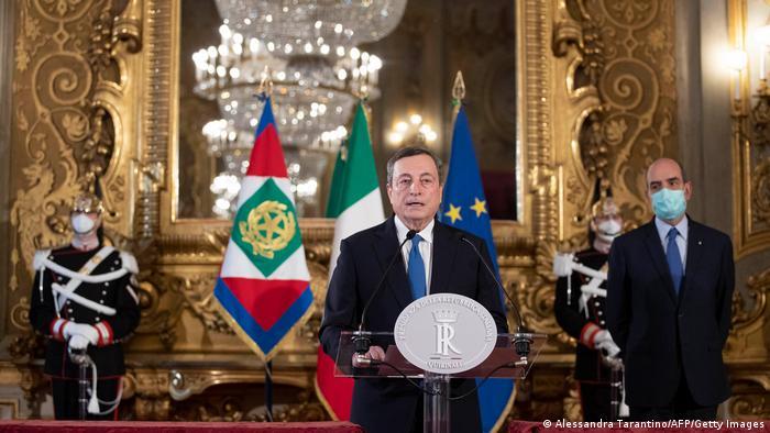Mario Draghi es el nuevo primer ministro de Italia: tendrá al centro, la izquierda y la ultraderecha en un mismo gobierno