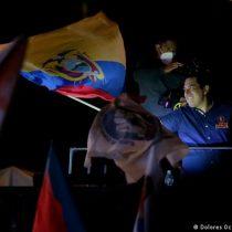 """Ecuador en elecciones para elegir nuevo presidente: el """"correísta"""" Arauz, el Opus Dei Lasso y el indígena Yaku Pérez son los favoritos"""